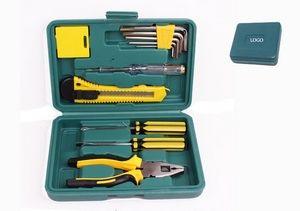 11pcs Multi-function Hardware Tool Set Pliers Screwdrivers Repair Tool Household kit