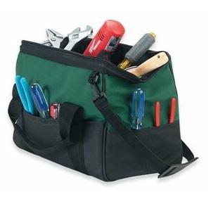 600D Polyester Heavy Grade Tool Bag