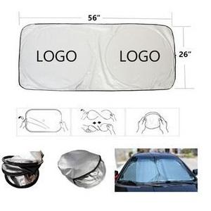 Foldable Car Sunshade
