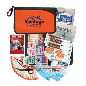Super Organized First Aid Kit