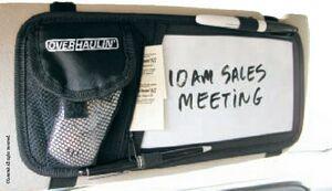 Visor Auto Eraser Board Visor Organize
