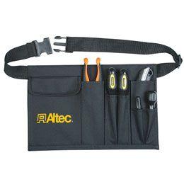 Waist Tool Organizer Belt with Adjustable Webbed Waist Strap
